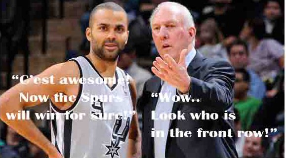 Win Tickets to See the Spurs
